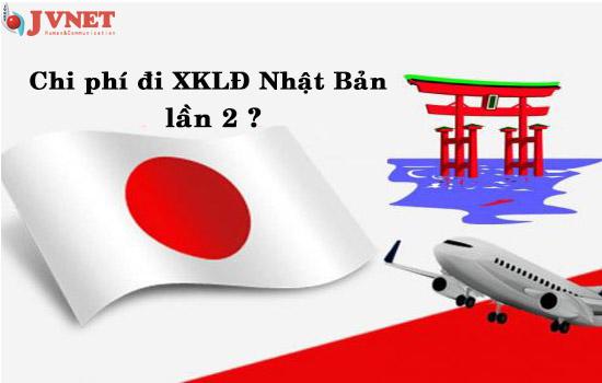 Chi phí đi Nhật lần 2
