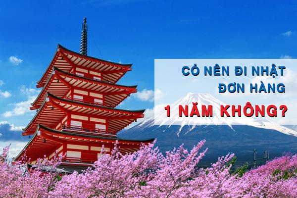 Có nên đi Nhật 1 năm