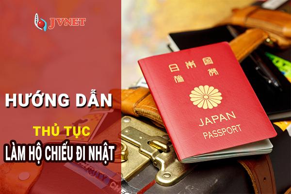 Hộ chiếu đi XKLĐ Nhật Bản
