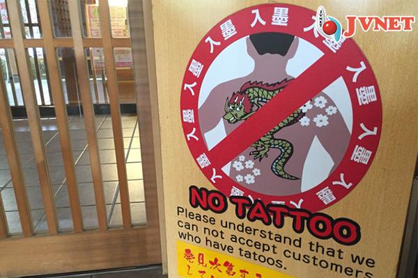 Xăm hình có đi Nhật được không