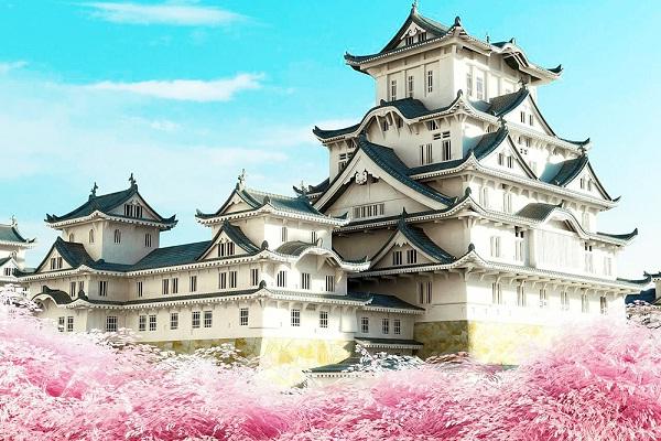 HIMEJI.JO – Lâu đài Himeji