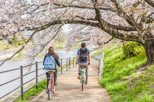 Xe đạp Nhật Bản