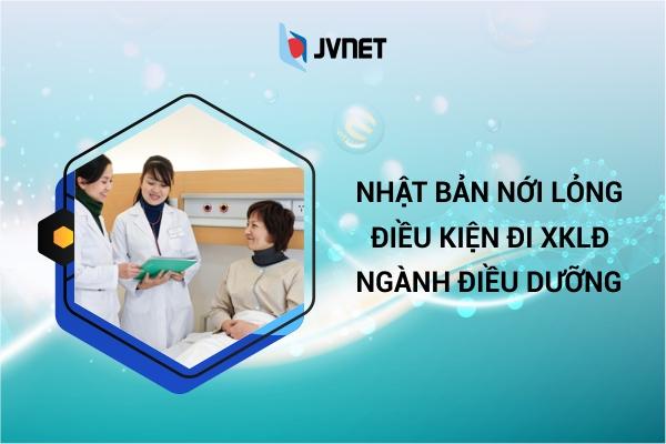 điều kiện xkld ngành điều dưỡng
