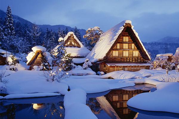 Làng lịch sử Shirakawa-Go