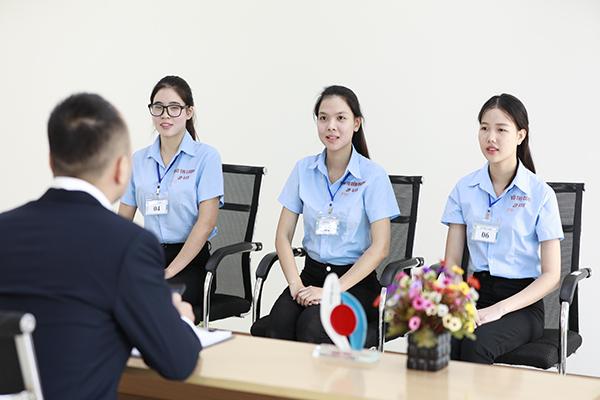 phỏng vấn XKLĐ Nhật Bản