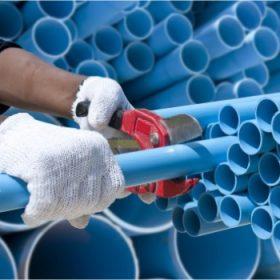 lắp đặt đường ống ở Nhật