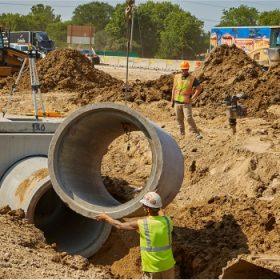 Lắp đặt đường ống cho Nam