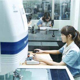 Lắp ráp máy điện tại Nhật