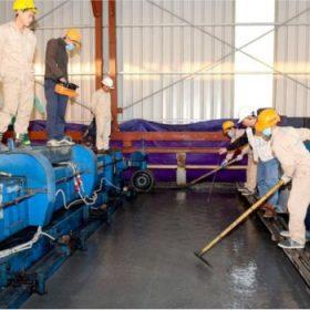 Sản xuất bê tông tại Nhật