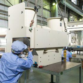 sản xuất cơ khi tại Nhật Bản