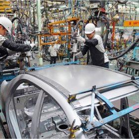Sản xuất ô tô tại Nhật