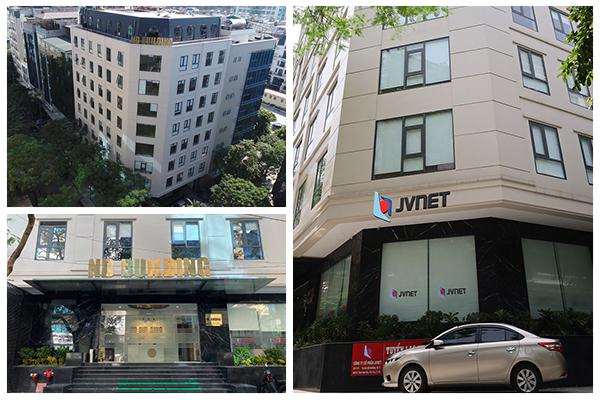 Trụ sở chính JVNET