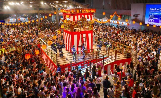 Lễ hội Obon tại Nhật Bản