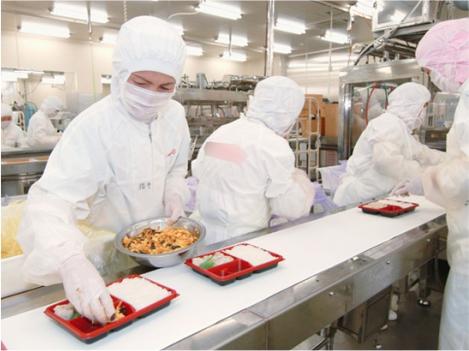 ngành chế biến thực phẩm ở Nhật Bản tuyển dụng