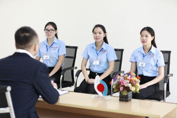 hướng dẫn phỏng vấn đơn hàng đi Nhật online mới nhất